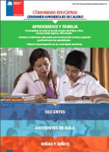 AFICHE APODERADOS Y FAMILIA